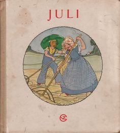 Rie Cramer, maandenboeken : Juli, hooimaand. 1