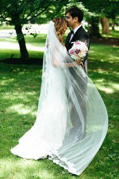 Elegant Ontario wedding