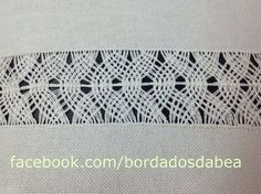 Hardanger Embroidery, Hand Embroidery Stitches, White Embroidery, Cross Stitch Embroidery, Embroidery Patterns, Monks Cloth, Drawn Thread, Lacemaking, Needlepoint