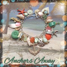 Anchors Away~ By Sweet Treats Jewelry