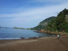 10코스 시작 지점인 화순 금모래 해변.   오랫만이야.