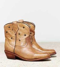 Bed Stu Gazelle Western Boot