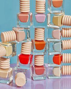 Nail Polish Dry Faster, Dry Nail Polish, Nail Polish Brands, Nail Polish Bottles, Gel Nail, Cosmetic Labels, Vegan Nail Polish, Nail Polish Collection, Us Nails
