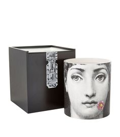 Fornasetti Profumi, Flora Requiem Large Scented Candle, Unisex | Hilary Rhodes on WeShop