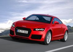 AUDI TT #Audi #TT http://www.gebrauchtwagenprivat.com/bilder/