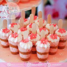 Cheesecake shots 😘  #floral #dessertbuffet #dessertbuffetph #desserts #sweets #cheesecakeshots #events #eventsph #nagacity #Bicol #edibleart #thebakeart #thebakeartdb