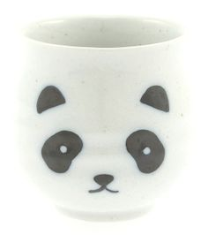 Panda Teacup.  Yes, I'd be happy using this every day, www.twosimplepeople.com