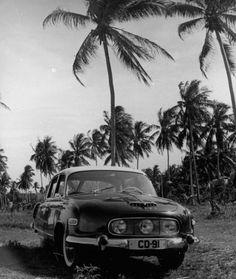 Tatra 603 in Cuba