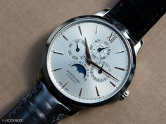 Montblanc Meisterstück Heritage Pulsograph And Perpetual Calendar