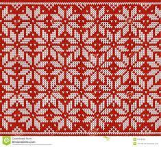 snowflake knitting pattern - Google Search