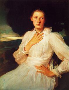 John Singer Sargent - Portrait of Katharine Pratt