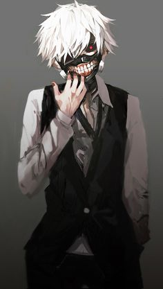 Kaneki Ken - Tokyo Ghoul / Toukyou Kushu
