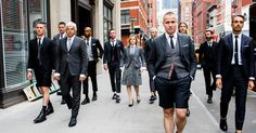 Is Thom Browne the Most Underestimated Designer in New York? #LallaGatta via @LallaGatta