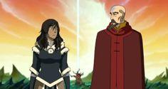 "The Legend of Korra Season 2, Episode 13 & 14 Review: ""Darkness Falls/Light in the Dark"""
