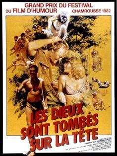 Les dieux sont tombés sur la tête est un film botswanais et sud-africain écrit et réalisé par le Sud-Africain Jamie Uys, sorti en 1980. Le film a une suite : Les dieux sont tombés sur la tête 2.