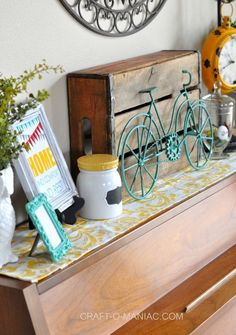 Brilliant Bicycle Decor For The Home And Garden Bicycling Gardens