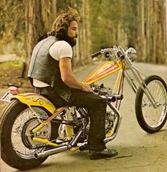 Sportster Chopper, Chopper Motorcycle, Motorcycle Style, Biker Style, Triumph Motorcycles, Vintage Motorcycles, Custom Motorcycles, Custom Bikes, West Coast Choppers