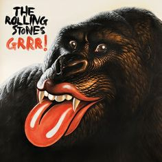"The Rolling Stones...GRRR! Upcoming greatest hits collection including two new cuts ""Gloom & Doom"" & ""One Last Shot""!"