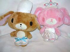 Sanrio Sugarbunnies Shining Stars Motif Plush Doll Kurousa