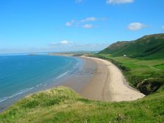 Rhossili, The Gower, Wales