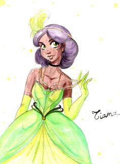 Disney Princess - Tiana