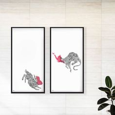 mixed techniques by kalina juzwiak (@bykaju) • Instagram photos and videos Gallery Wall, Photo And Video, Instagram, Videos, Frame, Illustration, Pattern, Photos, Home Decor