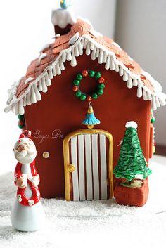 Santa won't you come in by Sugar Pot, via Flickr