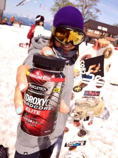プロのスノーボードライダーの吉沢こずも選手もハイドロキシカットを愛用!プロが認める本物はこれしかない!燃焼系のダイエットサプリメントでは最強!  #ダイエット #ハイドロキシカット #燃焼系  #代謝 #基礎代謝