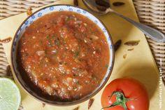 Wos zum Essn: Roasted Tomato Salsa - Extra Röstaromen jaam!
