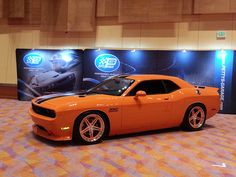 2014 Dodge Challenger SRT exquisitely prepared by Petty's Garage in Level Cross, NC. Awesome car!!