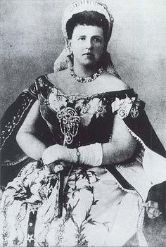 Grand Duchess Maria Alexandrovna of Russia, Duchess of Edinburgh & Duchess of Saxe-Coburg-Gotha.