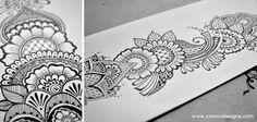 Floral Doodles on Behance