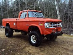 1969 Dodge Power Wagon $2,800 obo [MA]