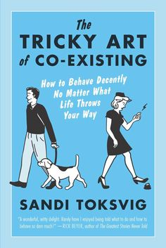 """No one learns """"etiquette"""" anymore (except by embarrassing trial and error). But manners are more than a dusty tradition: Done right, they make life easier—for everyone! That's why Sandi Toksvig highlights decency rather than convention in this entertaining guide, with: Spot-On Advice: """"Remember—you don't have to answer the phone, so don't do it if you don't have time to be polite."""" Fascinating Trivia: """"It is very rude to clear the plate of someone who hasn't finished. In fact, the Romans…"""