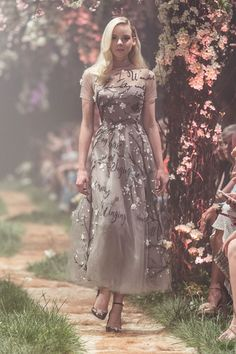 "Dresses from ""Once Upon a Dream"" collection by Paolo Sebastian"