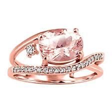 Modern engagement rings made with solid rose or white gold using Morganite, Moissanite, Aquamarine stones. Unique Diamond engagement rings made in Los Angeles. Award winning fine jewelry designer, ANTOANETTA. https://antoanetta.com/collections/modern-classic/products/aquamarine-engagement-ring-with-diamonds