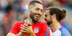 Clint Dempsey, Graham Zusi and the USMNT will face Argentina in the Copa America semifinals Clint Dempsey, Copa America Centenario, Couple Photos, Couples, Graham, Face, Argentina, Couple Shots, Couple Photography