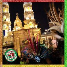 """La Romería de Zapopan, también conocida como """"La llevada de la Virgen""""es una tradición que nació hace más de 275 años y se lleva a cabo el 12 de octubre en Zapopan, Jalisco. Las manifestaciones prehispánicas (danzas) y el fervor religioso se convierten en la esencia de la festividad."""