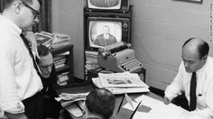 On November 22, 1963, at 12:40 p.m. CST -- just 10 minutes after President Kennedy was shot -- CBS broadcast the first nationwide TV news bu...
