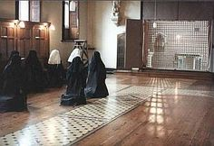 """Our Carmelite Monasteries have been called """"Powerhouses of Prayer.""""The essence of Carmel is union with God by means of prayer and penance. This union becomes a Channel of Grace whereby God reaches out to other souls."""