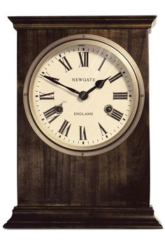 Hampton Mantel Clock - Clocks - Home Accents - Home Decor   HomeDecorators.com