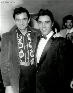 Cash & Elvis