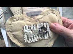 Another totally stunning Junk Journal!! ( Pt 3 ) - YouTube