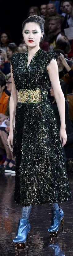 Guo Pei - Haute Couture - fall winter 2016 - 2017