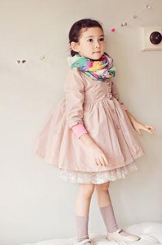 Amber Mardi Coat #kids #fashion