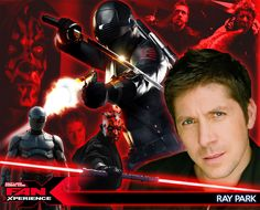 Welcome actor Ray Park to #FanX15! Best known as Darth Maul in Star Wars: Ep 1, X-Men, G.I. Joe, Heroes & more!