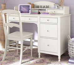 Juliette desk when S gets a bigger bedroom to match her bedroom set