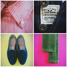 Preppy wardrobe...
