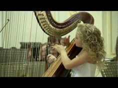The Sweetest Thing I've Seen All Day! This Little Girl's Talent Will Bring Tears To Your Eyes -  A young student at the St. Petersburg State Conservatory Music School blew me away with her performance of Marcel Lucien Grandjany's The Fountain. Such a complex instrument for such a young child, and yet she plays it with feeling and maturity – truly breathtaking! She will probably be someone very famous someday. Please SHARE this sweet video!