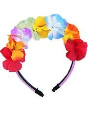 These headbands are a great accessory for your tropical theme!